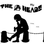 a-heads - dying man ep