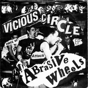 abrasive wheels - vicious circle - ep