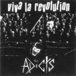 adicts - viva la revolution ep