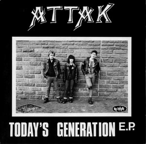 attak - today's generation