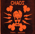 Chaos - Tribal Warfare EP - Front