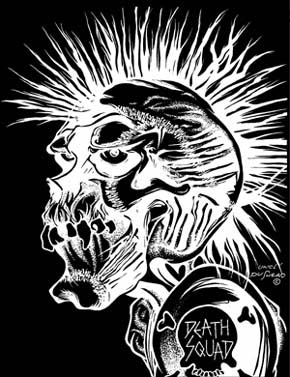 destructors pushead skull