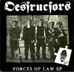 destructors - forces of law ep