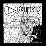 disrupters - bomb heaven ep
