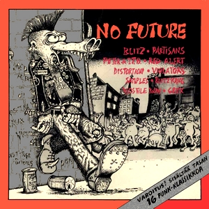No Future compilation LP