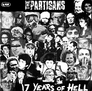 Partisans - 17 Years Of Hell EP