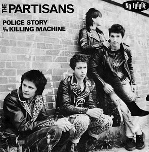 Partisans - Police Story EP