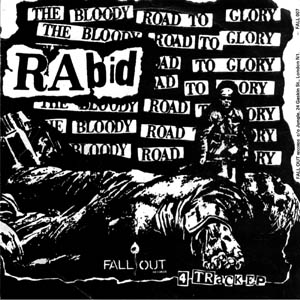 rabid - bloody road to glory - ep - back