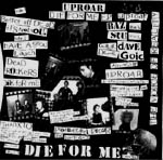 Uproar - Die for Me EP - back