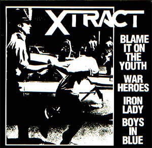 Xtract - Blame it on the youth EP